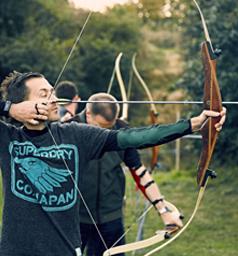 Archery, Axes & Assault Rifles