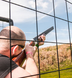 Clay Shooting & Assault Rifles